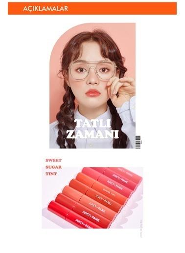 Missha Uzun Süre Kalıcı Parlak Su Bazlı Jel Tint Apıeu Juicy-Pang Sugar Tint (Cr01) Renksiz
